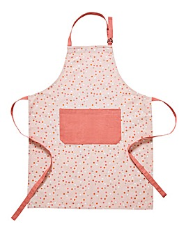 Spots Cotton Apron