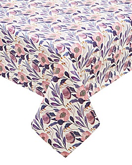 Sabichi Wild Poppy PVC Table Cloth