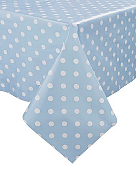Polka Dot PVC Table Cloth