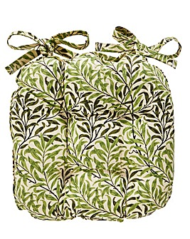 William Morris Willow Seat Pad