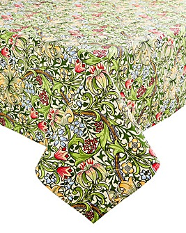 William Morris Golden Lily Tablecloth