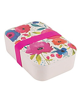 Posy Bamboo Lunch Box