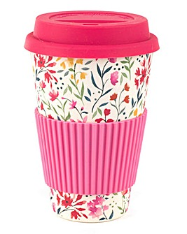 Cadence Bamboo Travel Mug