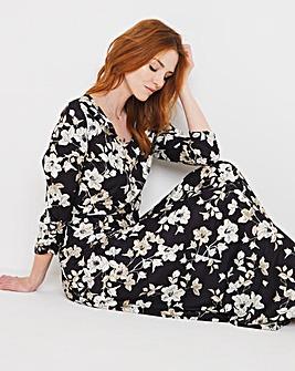 Julipa Print Maxi Dress