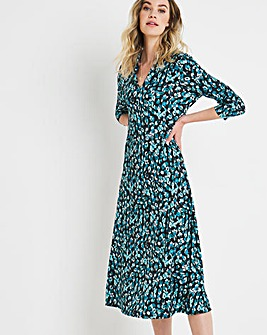 Julipa Jersey Shirt Dress