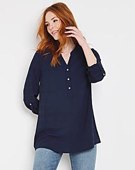 Julipa Textured Check Shirt