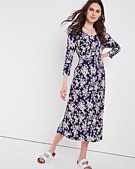 Julipa Jersey Pintuck Dress