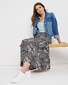 Julipa Jersey Maxi Skirt