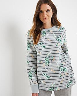 Julipa Leisure Lightweight Sweatshirt