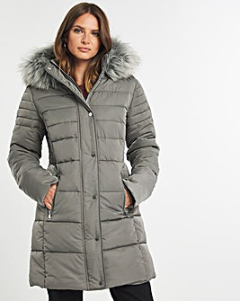 Julipa Longline Padded Coat