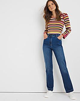 Julipa Straight Leg Jean