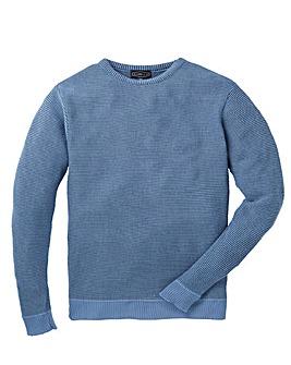 Label J Chunky Rib Knit Regular