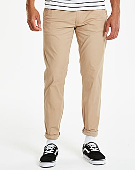 Sand Stretch Tapered Chino 33In Leg Length