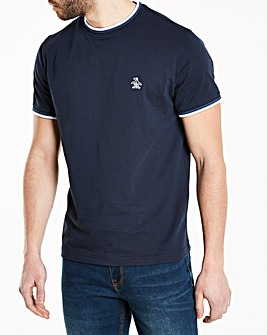Original Penguin Ringer T-Shirt L