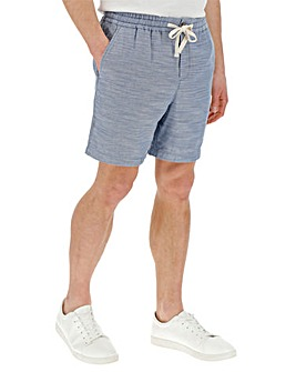 Original Penguin Cotton Linen Shorts
