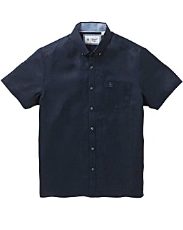 Original Penguin Linen Shirt Regular