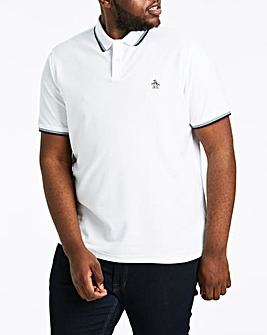 Original Penguin Tipped Polo Long