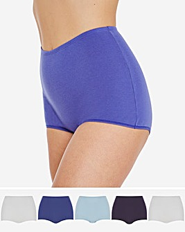 Pretty Secrets 5 Pack Comfort Shorts