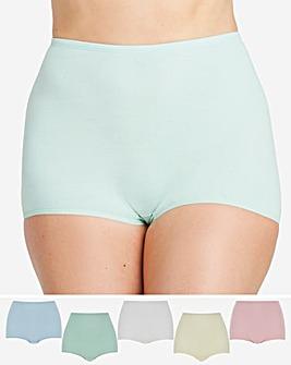 Pretty Secrets 5 Pack Comfort Shorts