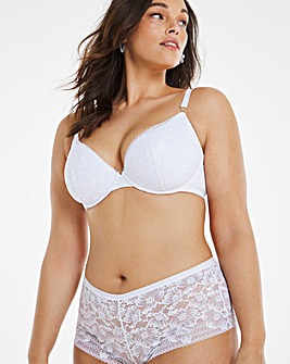 Pretty Secrets Carrie Padded Plunge Bra