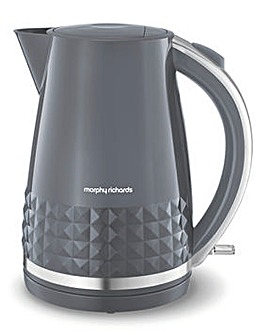 Morphy Richards Dimensions Grey Kettle