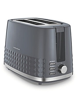 Morphy Richards Dimensions Grey Toaster