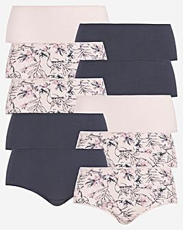 Pretty Secrets 10 Pack Shorts