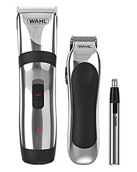 Wahl Hair Clipper and Trimmer Gift Set