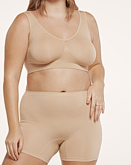 Pretty Secrets Nude Comfort Top