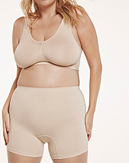 Pretty Secrets Nude Comfort Shorts