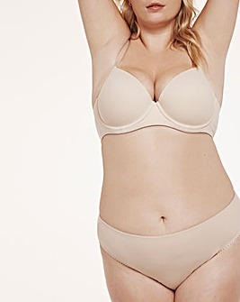 Pretty Secrets Nude Barely-There Brief