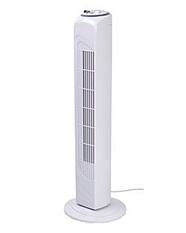 Beldray 29in Oscillating Tower Fan