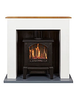 Warmlite Compact Stove Fire Suite