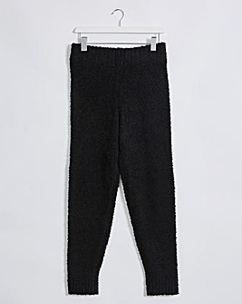 Comfort Fluffy Tapered Trouser