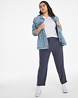 Relaxed Peg Tapered Leg Trousers Regular