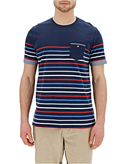 Thin Stripe T-Shirt Regular