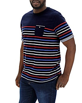 Thin Stripe T-Shirt Long
