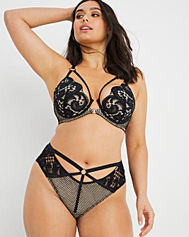 Figleaves Curve Wicked Front Fastener Bra