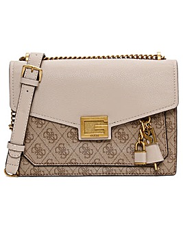 Guess Valy Convertible Cross-Body Bag