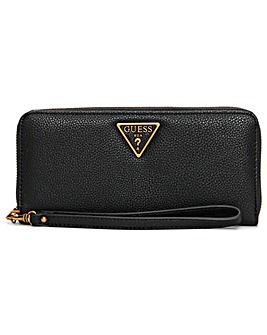 Guess Destiny Zip Around Wallet