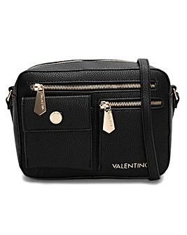 Valentino By Mario Valentino Casper Pebbled Shoulder Bag