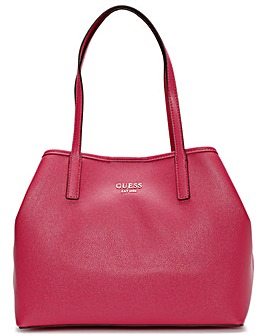 Guess Vikky Pebbled Tote Bag