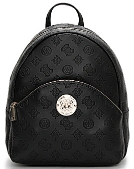 Guess Dayane Repeat Logo Stamp Backpack