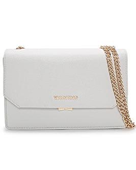Valentino Bags Pattina Pebbled Shoulder