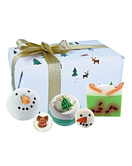 Bomb Cosmetics Snow Flurry Giftset