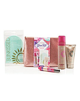 Sunkissed Glow Kit Tanning Set