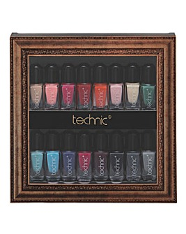 Technic Nail Polish Bundle 16 x 4ml