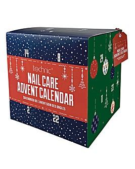 Christmas Nail Care Advent Calendar