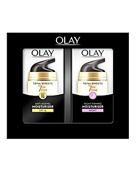 Olay Total Effects Day and Night Gift Set