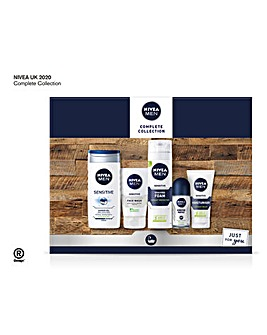 Nivea Men Complete Collection Gift Set
